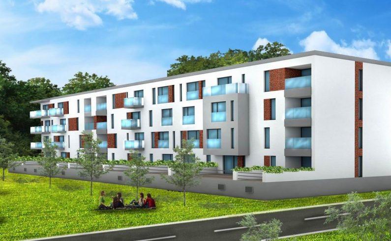 Osiedle mieszkaniowe w Zabrzu